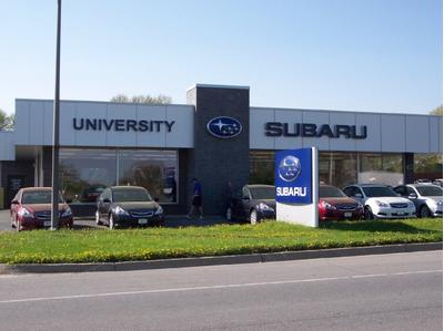 University Subaru Inc Image 8
