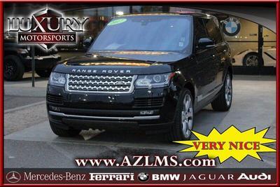 Land Rover Range Rover 2017 for Sale in Phoenix, AZ