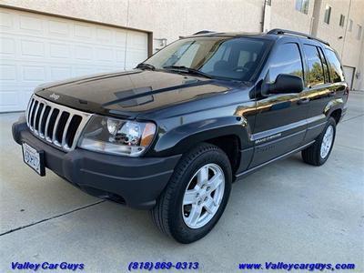 2003 Jeep Grand Cherokee Laredo for sale VIN: 1J4GX48S73C614533