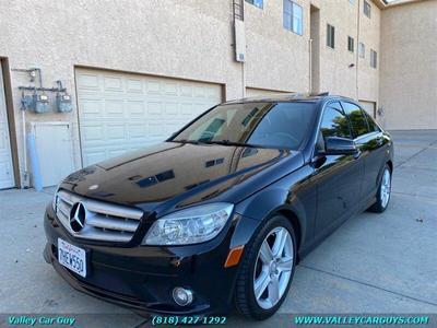 Mercedes-Benz C-Class 2010 for Sale in Reseda, CA