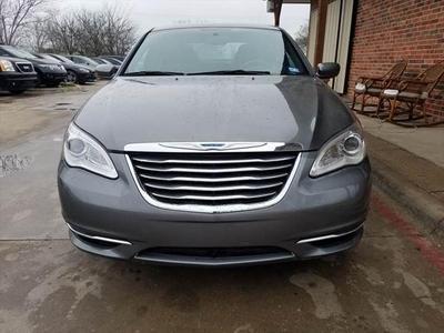 2013 Chrysler 200 LX for sale VIN: 1C3CCBAB6DN705317