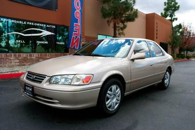 2001 Toyota Camry LE for sale VIN: 4T1BG22K01U065449