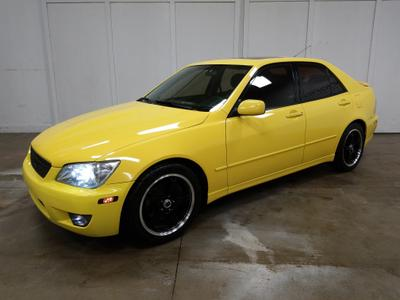 2001 Lexus IS 300  for sale VIN: JTHBD182810003611