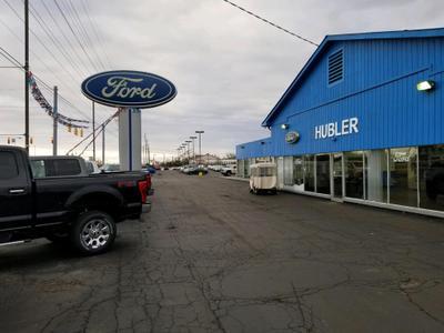 Hubler Ford Franklin Image 2
