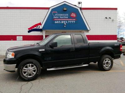 2008 Ford F-150 XLT SuperCab for sale VIN: 1FTPX14588FB71304