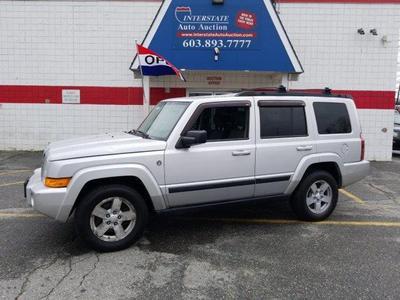 2007 Jeep Commander Sport for sale VIN: 1J8HG48N27C672696