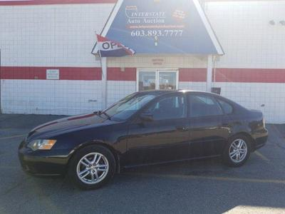 2005 Subaru Legacy  for sale VIN: 4S3BL616957212450