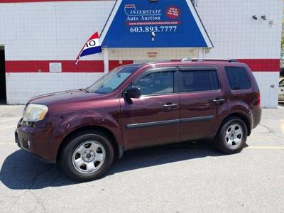 2010 Honda Pilot LX for sale VIN: 5FNYF4H29AB010155
