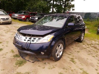 Nissan Murano 2003 for Sale in Salem, NH