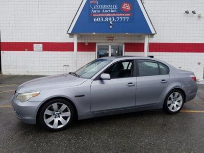 2006 BMW 530 i for sale VIN: WBANE73526CM37946