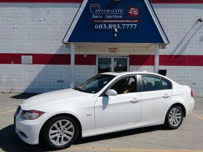 2007 BMW 328 i for sale VIN: WBAVA33547KX77143
