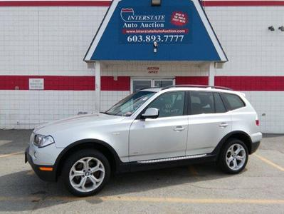 2010 BMW X3 xDrive30i for sale VIN: WBXPC9C45AWJ39549