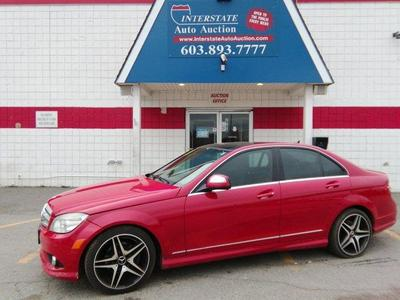2008 Mercedes-Benz C-Class C 300 Sport for sale VIN: WDDGF54X58F038145