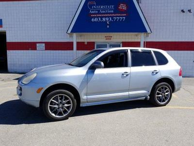 2006 Porsche Cayenne S for sale VIN: WP1AB29P46LA70732