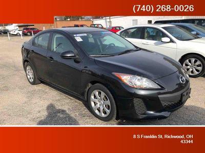 2013 Mazda Mazda3 i SV for sale VIN: JM1BL1TF9D1766119