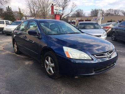 2003 Honda Accord EX for sale VIN: 1HGCM56633A109692