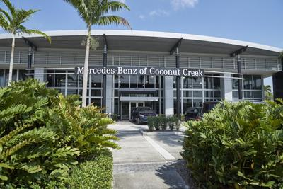 Mercedes-Benz of Coconut Creek Image 8