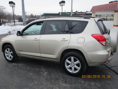 2008 Toyota RAV4 Limited for sale VIN: JTMBD31V285175390