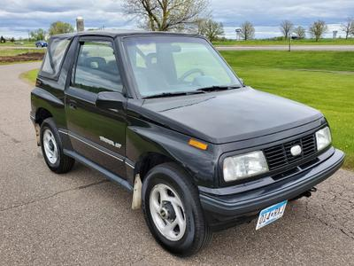 1994 Geo Tracker LSi Soft Top 4WD for sale VIN: 2CNBJ18U1R6901686
