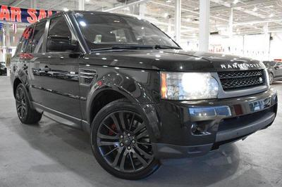 2010 Land Rover Range Rover Sport HSE image