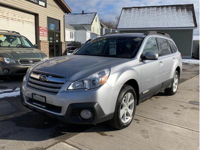 2014 Subaru Outback 2.5i Premium for sale VIN: 4S4BRBCC6E3312597