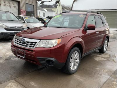 2012 Subaru Forester 2.5X Premium for sale VIN: JF2SHADC5CH464498
