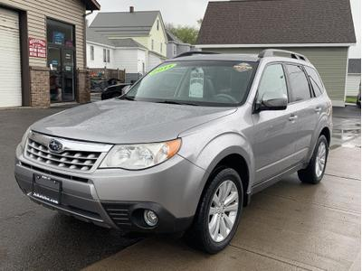 2011 Subaru Forester 2.5 X Limited for sale VIN: JF2SHAEC0BH707325