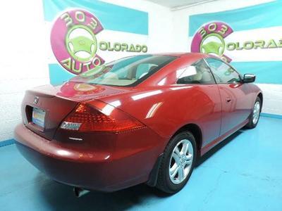 2007 Honda Accord EX-L for sale VIN: 1HGCM72797A014277