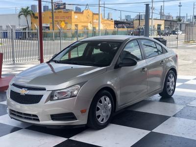 2013 Chevrolet Cruze LS for sale VIN: 1G1PA5SH2D7220516