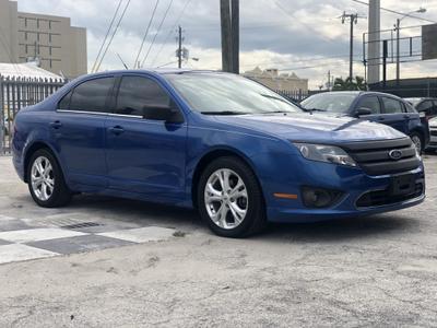 Ford Fusion 2012 for Sale in Miami, FL