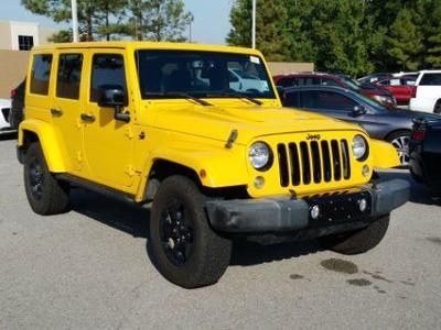 Jeep Wrangler Unlimited 2015 for Sale in Baton Rouge, LA