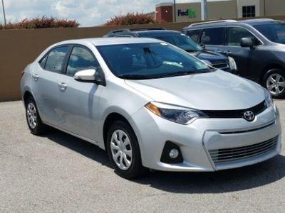 Toyota Corolla 2016 for Sale in Baton Rouge, LA