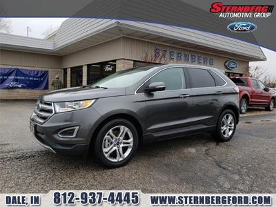 2018 Ford Edge Titanium for sale VIN: 2FMPK4K85JBB80090