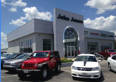 John Jones Chrysler Dodge Jeep RAM FIAT Image 1