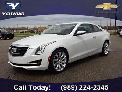 2016 Cadillac ATS 2.0L Turbo for sale VIN: 1G6AG1RX1G0158446