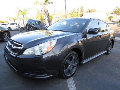 Subaru Legacy 2011 a la venta en La Mesa, CA
