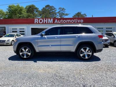 Jeep Grand Cherokee 2016 a la venta en Cropwell, AL