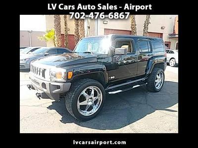 2006 Hummer H3  for sale VIN: 5GTDN136468146851
