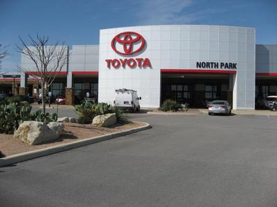 North Park Toyota of San Antonio Image 4
