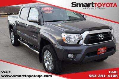 2014 Toyota Tacoma Base for sale VIN: 3TMLU4EN0EM143628