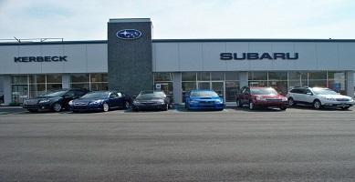 Kerbeck Subaru Image 1