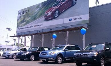 Kerbeck Subaru Image 2