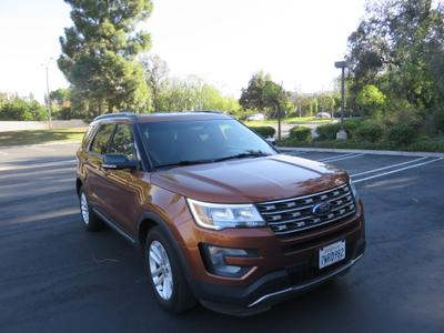 Ford Explorer 2017 for Sale in Anaheim, CA