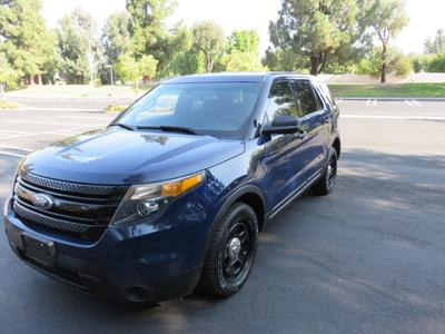 Ford Utility Police Interceptor 2013 for Sale in Anaheim, CA