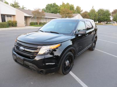 Ford Utility Police Interceptor 2014 for Sale in Anaheim, CA