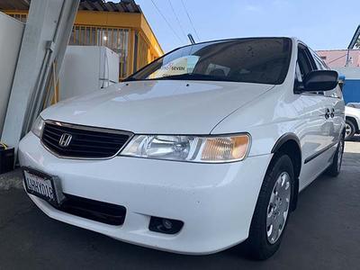 2000 Honda Odyssey LX for sale VIN: 2HKRL1859YH501715