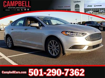 Ford Fusion 2017 for Sale in Benton, AR
