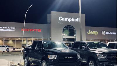 Campbell Chrysler Dodge Jeep RAM Image 7