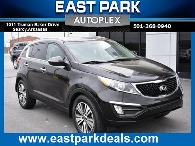 KIA Sportage 2015 for Sale in Searcy, AR
