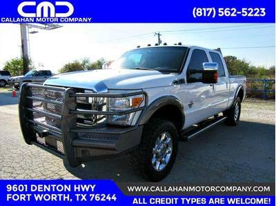 2011 Ford F-250 Lariat for sale VIN: 1FT7W2BT8BEC45554